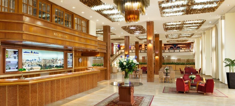 מלון שערי ירושלים קבלה